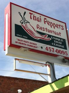 Thai Peppers, Southport, NC