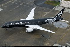 Air New Zealand ZK-NZE Boeing 787-9 Dreamliner aircraft picture