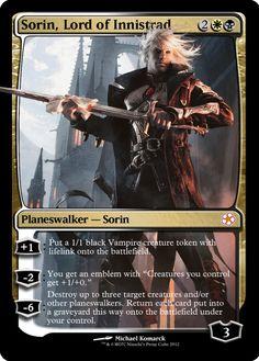 Sorin, Lord of Innistrad photo SorinLordofInnistradbyNinschi.jpg