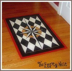 The Empty Nest: ~ Chalk Paint® ~ Royal Design Studio Stencils~ Can...