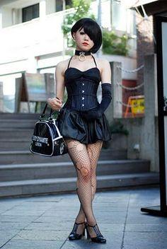 Harajuku street fashion | El blog de Vilva: Moda Japonesa. | 21 September 2011 | #Fashion #Harajuku (原宿) #Shibuya (渋谷) #Tokyo (東京) #Japan (日本)