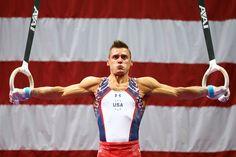 Sam Mikulak Photos Photos: 2016 Men's Gymnastics Olympic Trials - Day 2