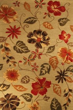 Harounian Fresco 3088 Sage Area Rugs