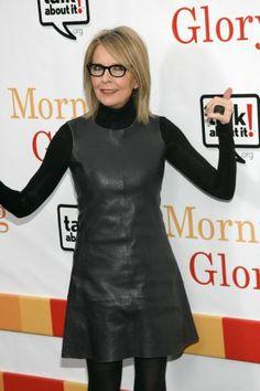 Diane Keaton // AKA Diane Hall    Born: 5-Jan-1946  Birthplace: Los Angeles, CA