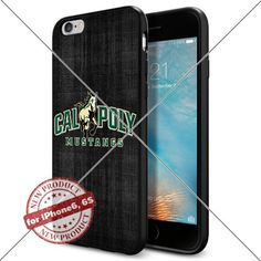 WADE CASE Cal Poly Mustangs Logo NCAA Cool Apple iPhone6 6S Case #1001 Black Smartphone Case Cover Collector TPU Rubber [Black] WADE CASE http://www.amazon.com/dp/B017J7RV9O/ref=cm_sw_r_pi_dp_JOsxwb1BSBSDH