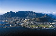 Table Mountain - Capetown South Africa