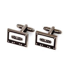 Mark and Fun: Tape Cufflinks, at 18% off!