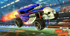 Rocket league Hot Wheels Edition Download