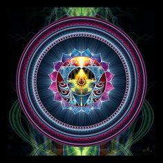 Chakra 5. Throat Chakra. By Aurellian Pumayana Floret. Available at Ecoartopia.org and http://www.redbubble.com/people/ecoartopia/portfolio  Sacred. Spiritual. Sacred geometry. Yoga. Yantra. Meditation. Beauty. Lotus. Mandala.