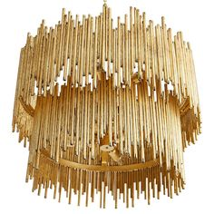 Shop the Arteriors Prescott Hollywood Regency Round 2 Tier Gold Leaf Iron Pendant and other Pendants & Lanterns at Kathy Kuo Home Hollywood Regency Decor, Diy Chandelier, Luxury Chandelier, Chandeliers, Lantern Pendant, Leaf Pendant, Pendant Lamps, Pendant Lighting, Gold Leaf