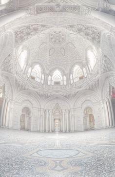 Santa Bianca Castello di Sammezzano — Florence, Toscane -Italy