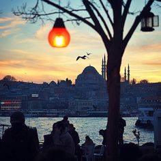 Golden Horn, Istanbul City, Turkey