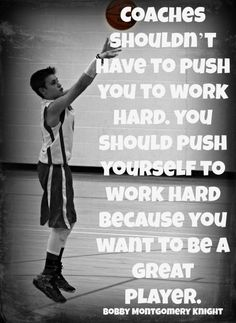 Motivational basketball quotes, inspirational volleyball quotes, basketball sayings, sports basketball, softball quotes Basketball Motivation, Basketball Is Life, Basketball Workouts, Basketball Drills, Sports Basketball, Sports Handicappers, Basketball Sayings, Basketball Legends, Famous Sports