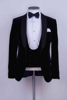 navy velvet slim fit dinner suit / tuxedo ideal grooms wedding suit .www.anthonyformalwear.co.uk