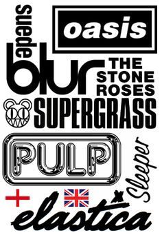 My teenage years. Lennon Gallagher, Noel Gallagher, Music Wall, Pop Music, Pulp Band, British Party, London Logo, Stone Roses, Sounds Good To Me