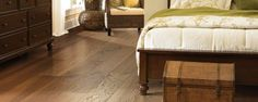 """Shaw Castlewood Hickory Ale engineered floor 7"""" plank low gloss"""