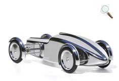 Car Sculpture - Sculpture automobile - Modèle d'étude P38 Aero par Benoit de Clercq