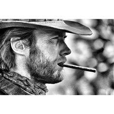 Clint Eastwood, Badass, People, Instagram, People Illustration, Folk