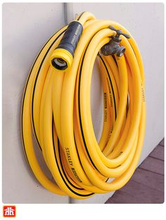 Tackle any watering job with this hose. It's great for watering the garden, washing your vehicles, or cleaning up after a tough days work. Tough Day, Gardening Tools, Day Work, Clean Up, Garden Hose, Vehicles, Car, Vehicle, Tools