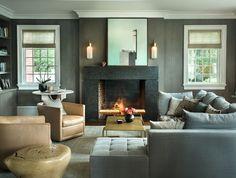 Creative Fireplace Designs