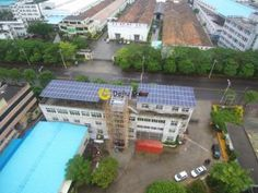 108 KW Commercial Solar Power System Designed And Installed By Dejiu Solar On Nov. Solar Power System, Commercial, Mansions, House Styles, News, Outdoor Decor, Design, Solar Energy System, Manor Houses