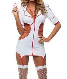 Daring Nurse Sexy Playtime Costume