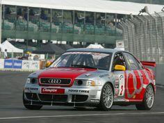 "germancarsblog: "" Audi S4 race car """