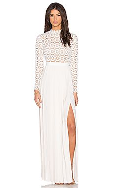 Shop for self-portrait Pleated Crochet Floral Maxi Dress in Off White at REVOLVE. Free 2-3 day shipping and returns, 30 day price match guarantee.
