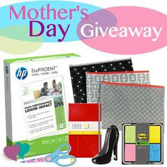 Mother's Day Giveaway. Check out the details. Contest coming soon. http://blog.shoplet.com/office-supplies/mothers-day-giveaway-video-blitz-429/