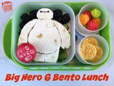 Este papá hace los más increíbles almuerzos escolares para sus hijos
