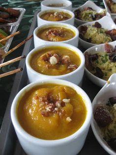Pumpkin & Apple Soup