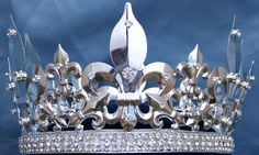 men's renaissance crown | MASCULINE/King/Crown /Men's Imperial Medieval Silver King Crown