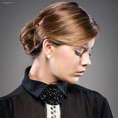 Creare accessori moda con i capelli