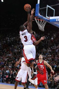 Dwayne Wade / Miami Heat / NBA
