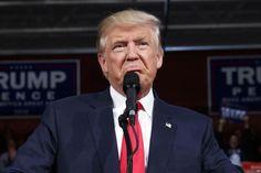 NYTimes Dos mujeres acusan a Trump de tocarlas inapropiadamente - Voz de América