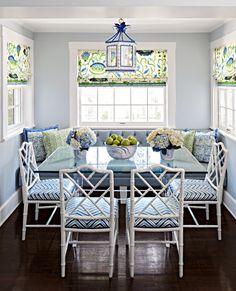 Amanda Reynal Breakfast Room