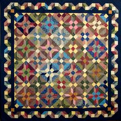 Quilts and Other Good Things: Farmer's Daughter Quilt.  I know this block as 'sister's choice'.  Very pretty