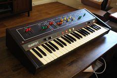 Arp Quartet- 1970's