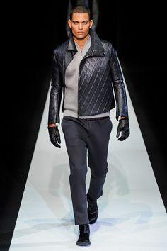 Emporio Armani   Fall 2013 Menswear Collection   Style.com