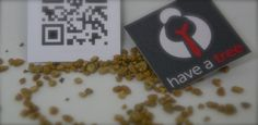 The have a tree Logo and QR code
