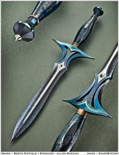 Awesome dagger