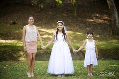 Sisters picture, first communion portrait girl - Jochim Foto