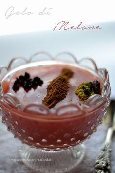 "Gelo di Melone ""Sicilian Style"" http://www.zagaraecedro.ifood.it/2012/08/gelo-di-melone-gelu-di-muluni.html"