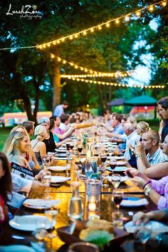 A unique event in the Carolinas. Bring your own plate, enjoy family style community dinner. All local food. Relish Carolina