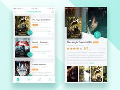 Movie Application by Arvin