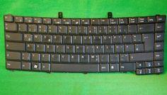 Notebook Tastatur Keyboard Acer Extensa 5210/5220 QWERTZ NSK-AGL0G deutsch GER