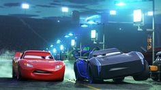 For Cars Kidzworld got info from Owen Wilson (Lightning McQueen), Armie Hammer (new, high-tech nemesis Jackson Storm) and good ole Mater (Larry the Cable Guy). Disney Pixar Cars, Pixar Movies, Hd Movies, Movie Cars, The Cable Guy, Hudson Hornet, Guy Talk, Owen Wilson, Dilema