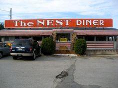 The Nest Vintage Diner Mattapoisett MA