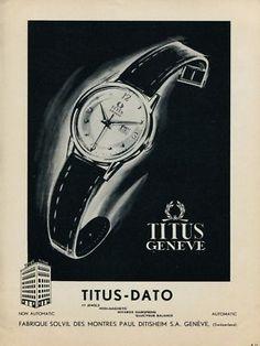 1953 Titus