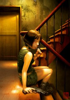 Leon: The Professional - Mathilda